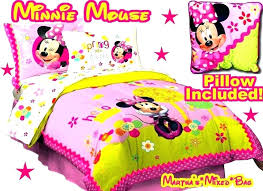 minnie mouse full size comforter set – Examples House Newest Beautiful