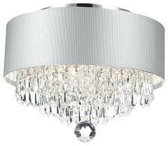 flush ceiling crystal chandeliers ceiling lights ceiling light shade with crystals crystal light fixtures ceiling silver medium crystal contemporary flush