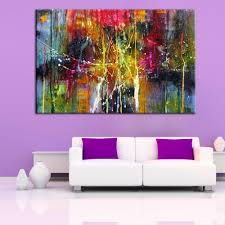 31 modern abstract wall art hand painted amazing modern abstract painting wall art swinkimorskie org