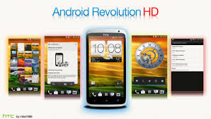 Update HTC One X Using Android Revolution HD Custom ROM ...