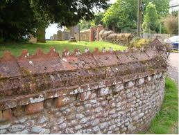 the types of wall coping stones