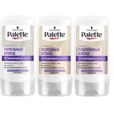 <b>Оттеночный бальзам</b> для волос <b>Palette</b> | Отзывы покупателей