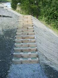 Sie können unter anderem wählen zwischen einer treppe aus eiche, buche. Stutzmauer Aus Akazienholz Robinienholz