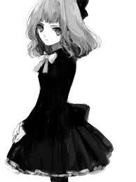 Girl Illustration Art Anime Anime Anime Gothic Anime Dark Anime