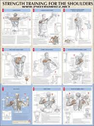 Isometric Exercises Chart Free Images At Clker Com