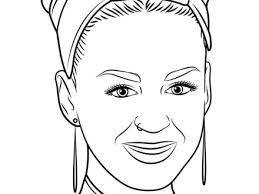 Katy Perry Coloring Page Katy Perry Coloring Pages Coloring Pages