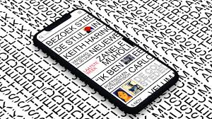 Iconic design and intuitive use are intertwined in the <b>new digital style</b> ...