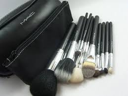whole mac cosmetics makeup outlet uk mac cosmetics professional brush set 12 piece with case