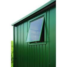 Biohort Fenster Für Gerätehaus Europa Quarzgrau 8 Kg 50x60 Cm 20