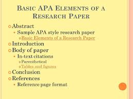apa style created by denise regeimbal and amanda rutstein ppt  5 b