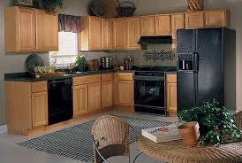 kitchen color ideas with oak cabinets and black appliances. Contemporary Ideas Kitchen Color Schemes Google Search New Home Ideas Pinterest In Paint Colors  With Oak Cabinets And Black Appliances Decor 4  To T