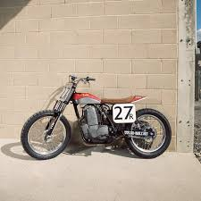 co built flat track racer bike exif
