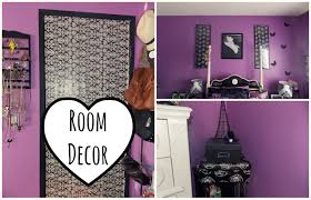 Room Decorating With Paper Diy Room Decor Organization Ideas Gift Wrap Paper Edition Youtube