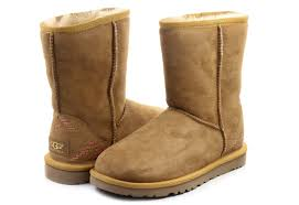 Office Shoes Ugg Boots W Classic Short Rustic Weave