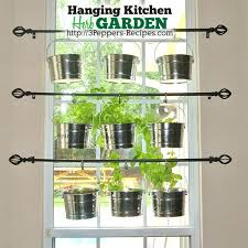 Small Picture Hanging Kitchen Herb Garden Hometalk