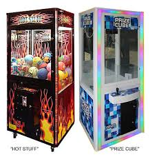 Claw Vending Machine Custom Claw Machine Prize Crane Game Rental Video Amusement San Francisco