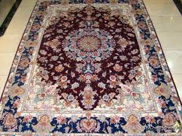 oriental rug cleaning cost