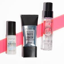 Be a model traveler. Our <b>Pack Me Primer Trio</b> keeps you flawless on ...