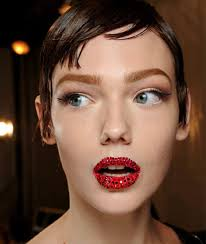 dior spring summer 2016 stunning couture runway makeup looks 1 5