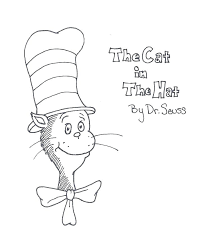 dr seuss hat coloring page coloring page coloring pages printable coloring pages for toddlers coloring pages