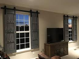 interior barn shutters interior window barn door sliding shutters barn door shutters with