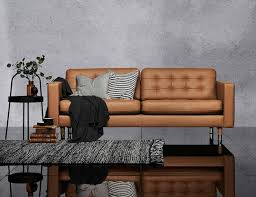 the 16 best leather sofas and couches