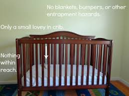 is your crib as safe as you think