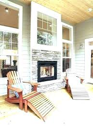 2 way fireplace for the house fireplace decorative screens two way dual sided indoor outdoor double
