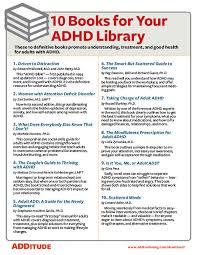 living with add book. with knowledge comes power \u2014 over symptoms, treatment, and ignorant myths about adhd. that\u0027s where these 10 books come in. living add book