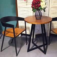 wrought iron furniture indoor. sen vatican american country creative wrought iron wood dining table coverings group cafe bar indoor and outdoor tables furniture r