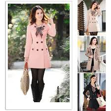 women s fashion trench coat