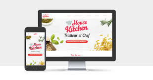 House Kitchen Taste Agence Digitale