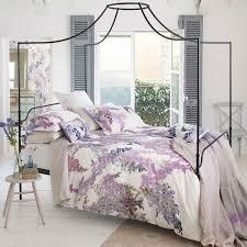 wisteria falls duvet cover lilac wisteria falls super kingsize