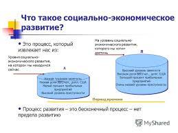 Презентация на тему Стратегическое планирование и социально  17 Что такое социально экономическое