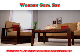 wooden sofa set for living room vintage wooden sofa design ideas
