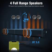 Loa thanh loa soundbar dùng cho smart tivi SK30-Optical có ổ cắm đa năng đi  kèm - Loa thanh, Soundbar Thương hiệu OEM