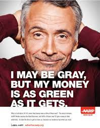 AARP Campaign Tries to Persuade ...