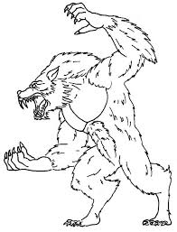 Small Picture Wolfman Coloring Pages Coloring Pages Ideas Reviews