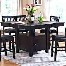 espresso dining table counter table espresso dining tables rectangular espresso wood round dining table