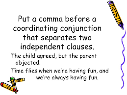 When To Put Commas Magdalene Project Org
