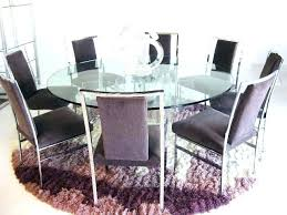 dining table with 8 chair round for alluring glass chairs home accessories tables seater and gumtree