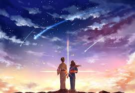 We offer an extraordinary number of hd images that will instantly freshen up your smartphone or computer. Hd Wallpaper Shooting Stars Anime Your Name Kimi No Na Wa Mitsuha Miyamizu Wallpaper Flare