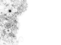 Piaproピアプロイラスト花 塗り絵 Bg 用