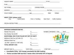 have your birthday party at the niles family fitness center 0