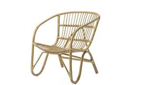 rattan lounge outdoor chair gardenista