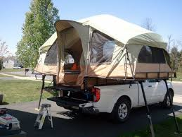 pickup-truck-tent-campers | I fancy this. | Pinterest | Truck tent ...