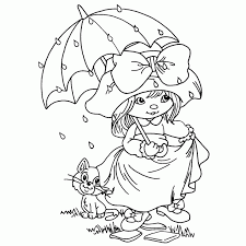 Small Picture April Showers Coloring Pages Coloring Home