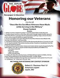 veterans day essay contet flyer jpg veterans day essay information