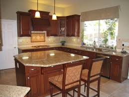 new caledonia granite for kitchen and bathroom dark cherry kitchen cabinets with granite countertops