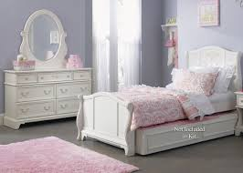 Liberty Furniture Arielle Youth Panel Bedroom Set in Antique White ...